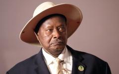 الصورة: إنترفيو.. موسيفيني: أوغندا أفضل دول العالم ديمقراطيةً