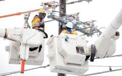 الصورة: فواتير كهربائية خيالية تفاجئ سكاناً في ولاية تكساس