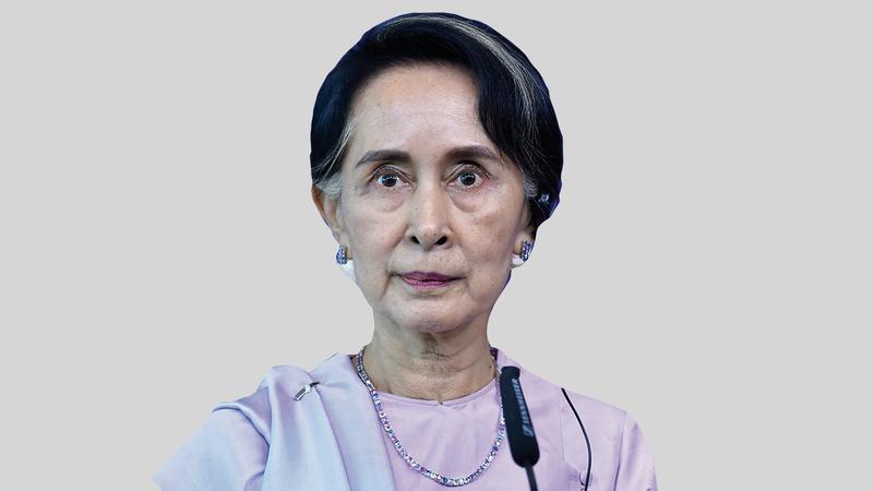 لم تدمع عينا أحد من الروهينغا على ما حل بسان سو تشي لأنها أشادت بالجيش الذي ارتكب الإبادة ضدهم. أرشيفية