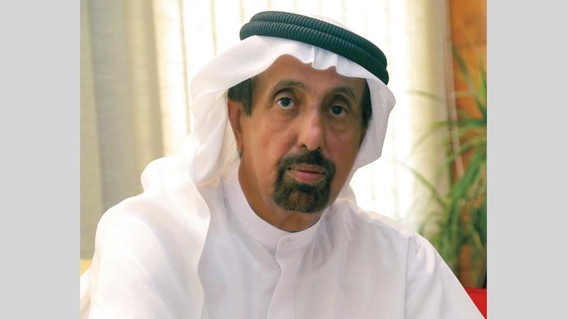 الدكتور حمد الشيباني:  الدائرة حققت 82.7% في مؤشر سعادة المتعاملين.