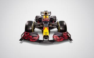 """الصورة: بالفيديو.. """"ريد بُل"""" يكشف عن سيارته المنافسة في بطولة """"الفورمولا1"""" لموسم 2021"""