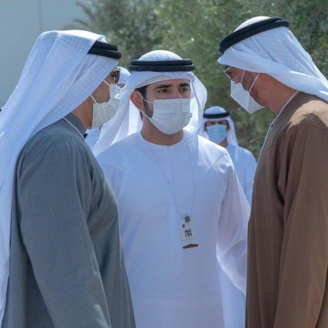 حمدان بن محمد: لا حدود للمستحيل بفضل دعم قادتنا وهمة شعبنا