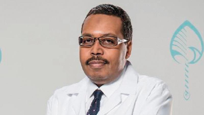 الدكتور هيثم البشير:  ضمور العضلات  الشوكي ينتج عن حمل أحد الأبوين للجين المسبب للمرض.