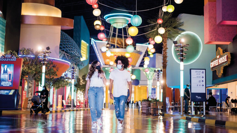 حصلت دبي على «ختم السفر الآمن» الذي يمنحه المجلس العالمي للسفر والسياحة بناءً على الإجراءات الصارمة وبروتوكولات السلامة والصحة العامة المتبعة.   من المصدر