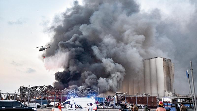 حادثة الميناء كان المقرر القيام باحتجاجات في ذكرى مرور 6 أشهر على حدوثها.  أ.ف.ب