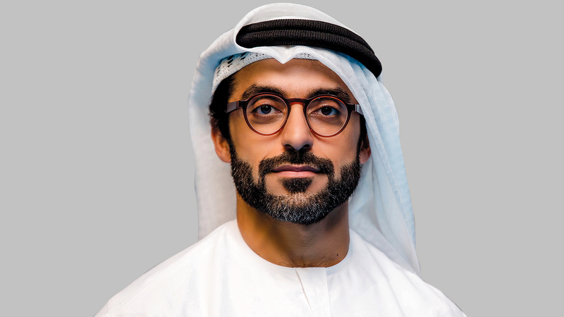 محمد العوضي:  «الإقبال يعكس وجود طلب على المنطقة السكنية في (دبي الجنوب)».