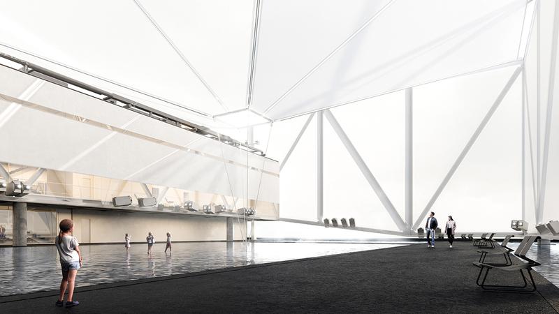 إجمالي الكلفتين الإنشائية والتشغيلية للجناح البرازيلي في المعرض سيصل إلى 30 مليون دولار.  من المصدر