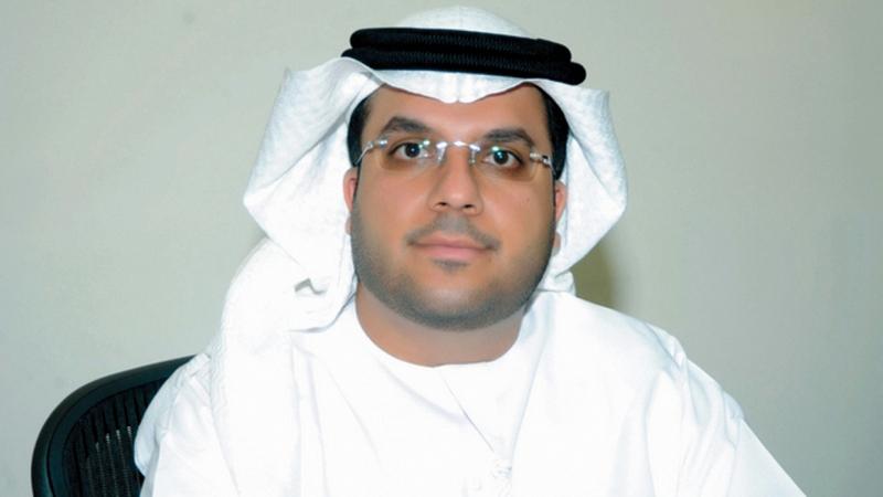 حمد العوضي : عضو مجلس إدارة غرفة تجارة وصناعة أبوظبي