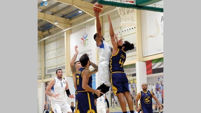 صورة فوز الوصل والظفرة في افتتاح تكميلي مراكز دوري السلة – رياضة – محلية