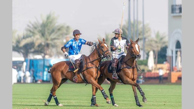 صورة مواجهتان في كأس دبي إيفزا الذهبية للبولو اليوم – رياضة – محلية