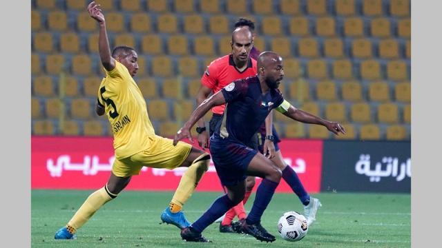 صورة «الفار» تُحبط «ريمونتادا» الوحدة بـ 10 لاعبين أمام الوصل – رياضة – محلية