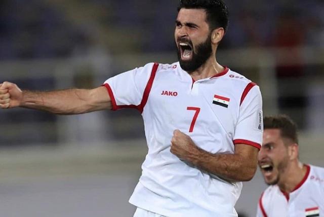 """صورة مسؤول سوري يطلب إعادة النظر في عقوبة عمر خريبين بـ""""الحرمان مدى الحياة"""" – رياضة – عربية ودولية"""