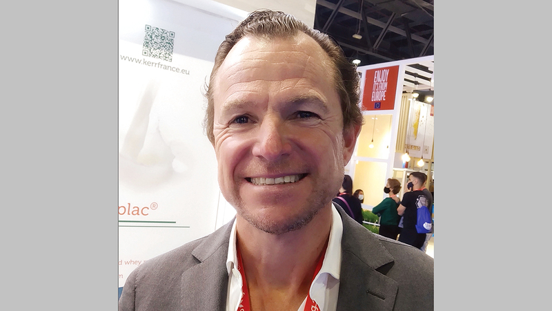 سافييه بيرنايرت:  «(كير فرانس) تسعى للتوسع في أسواق دبي قبيل إقامة (إكسبو 2020)».