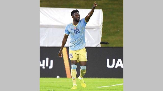 صورة السنغالي ديوب يطارد هدفه الـ 100 في الدوري.. ويهدد آسامواه جيان – رياضة – محلية