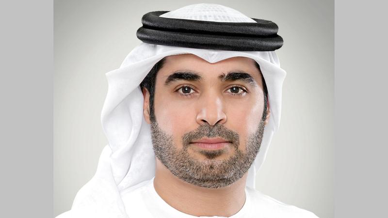 عبدالرحمن النعيمي:  الدائرة تطبق معايير الصحة والسلامة العامة في المجمعات السكنية والتجارية.