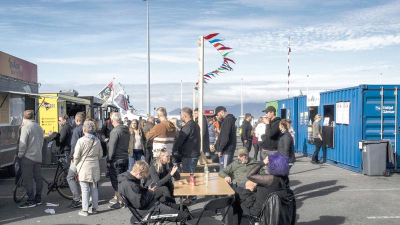 آيسلندا نجحت في فرض الإجراءات الاحترازية للوقاية من «كوفيد-19». أرشيفية