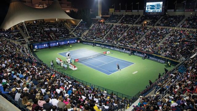 صورة «تنس دبي» تنطلق 7 مارس من دون جمهور – رياضة – محلية