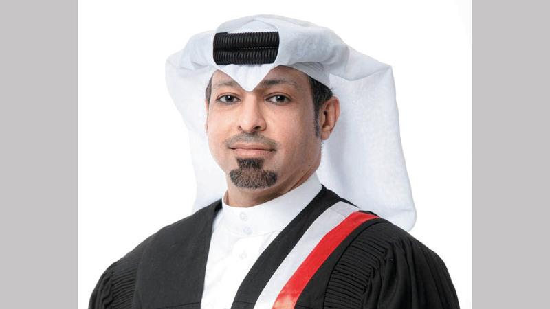 القاضي جمال الجابري:  انخفاض مؤشر الدعاوى العمالية يترجم جهداً بُذل من قِبل جهات عدة.