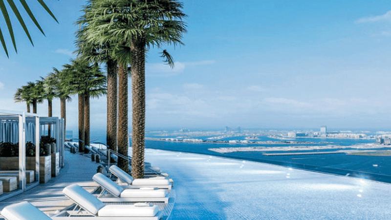الفنادق في الإمارات قدمت أداءً ممتازاً العام الماضي رغم تحديات «كورونا».  من المصدر