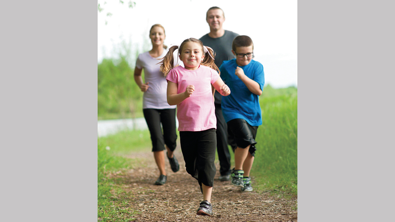 علاج الحالات الأقلّ خطورة من السمنة يمكن عبر الرياضة أو اتباع نظام غذائي أو تناول بعض الأدوية.  أرشيفية