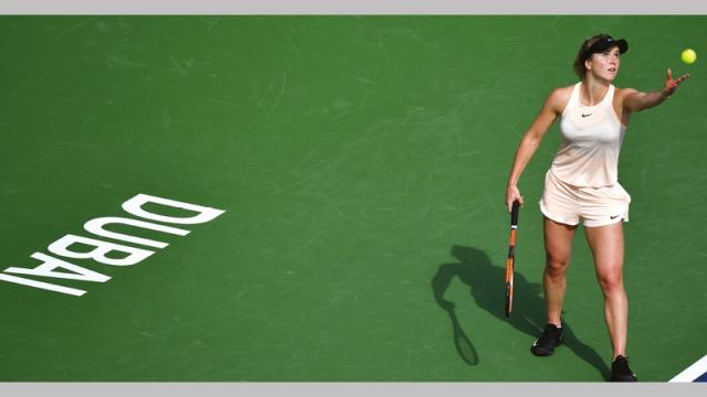 صورة غرافيك.. الأوكرانية سفيتولينا تغازل «الدلة» الثالثة في «تنس دبي» – رياضة – محلية