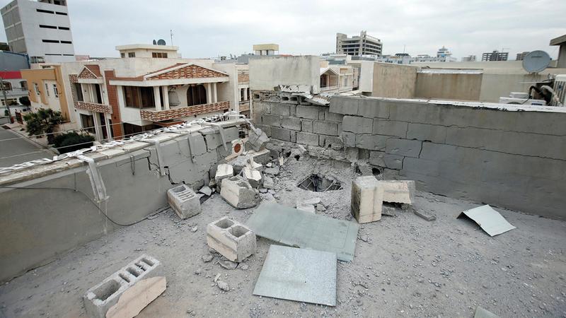 الهجوم الذي شنّه بايدن ضد سورية أثار موجة من الجدل.  نيويورك تايمز