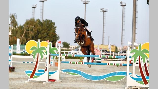 صورة شافي بطل «المصغّرة».. ورايان يظفر بـ «الكبرى» في بطولة العين لقفز الحواجز – رياضة – محلية