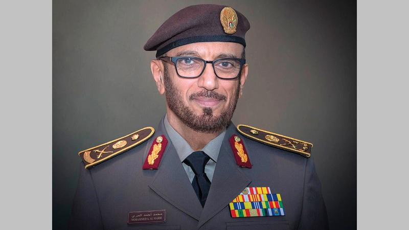 اللواء محمد المري: «المشروع الذكي يجعل المسافر عبر مطارات دبي مستمتعاً برحلته».