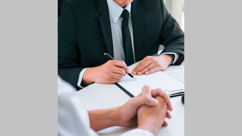 ينبغي التأكد من مصدر إعلان التوظيف قبل التواصل مع جهة العمل.   من المصدر