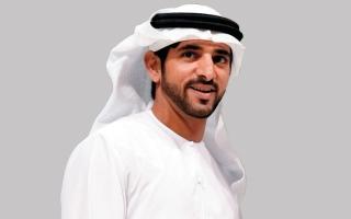 الصورة: حمدان بن محمد يصدر اللائحة التنفيذية لقانون النظام المالي لحكومة دبي