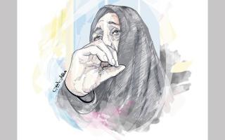 الصورة: «أم محمود» تحتاج 13 ألف درهم لتجديد بطاقة التأمين الصحي
