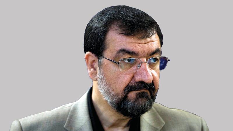 محسن رضائي.  أرشيفية