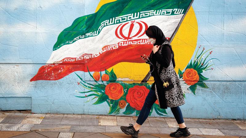 العقوبات الأميركية على إيران مستمرة منذ سنوات.  أرشيفية