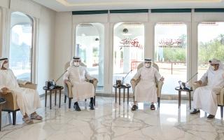الصورة: حمدان بن محمد يطلق «مدارس دبي» نموذجاً تعليمياً مبتكراً