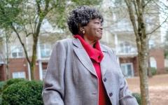 الصورة: كلوديت كولفين.. أميركية سوداء تروي حكايتها في مقاومة الفصل العنصري
