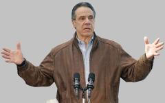 الصورة: حاكم نيويورك يواجه تهمة تحرّش جنسي جديدة