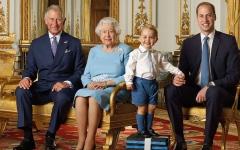 الصورة: 11 فرداً فقـط من العائلة الحاكمة البريطانيــة يحملون ألقاباً ملكية