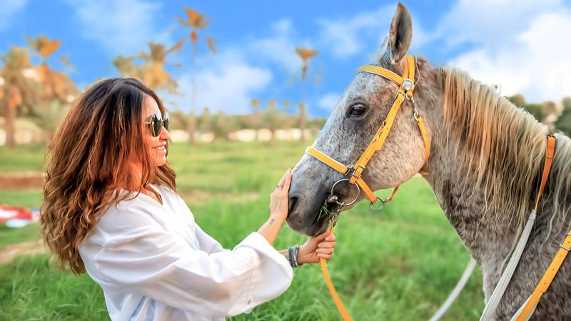 المدربة ومستشارة الابتكار والأكاديمية الإماراتية الدكتورة أمل إبراهيم آل علي. من المصدر