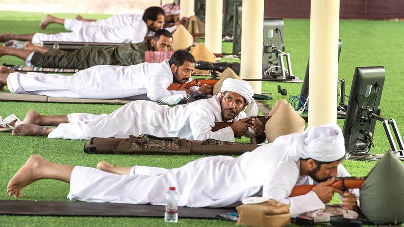 أبناء الإمارات حققوا المراكز الثلاثة الأولى في فئة الناشئين.   من المصدر