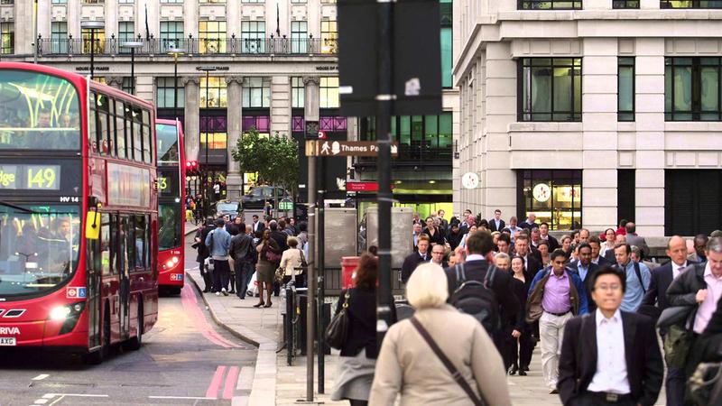 كلفة السكن في المدن البريطانية عالية.  أرشيفية