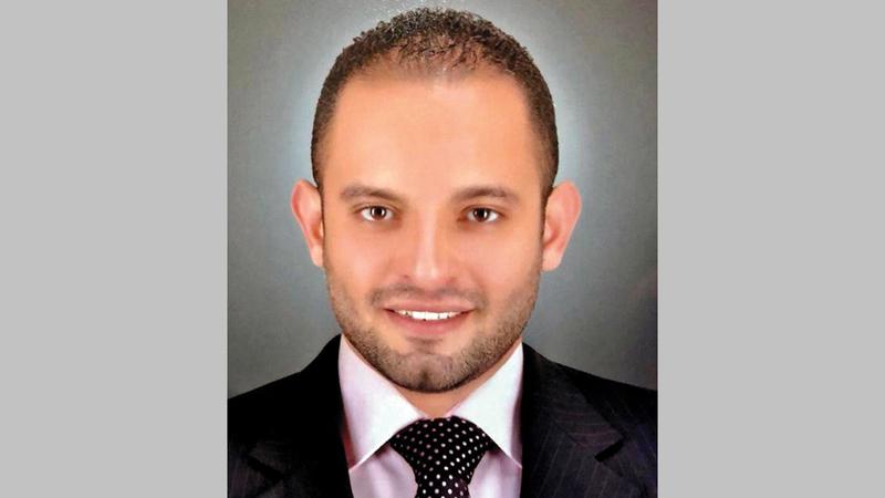 محمد غازي: «نظام البنك لا يتعرف إلى الهدف من السداد، ما إذا كان للمشتريات أم مقابل سحب (الكاش)».