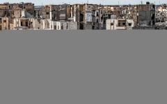 الصورة: 388 ألف قتيل في الحرب السورية خلال 10 سنوات