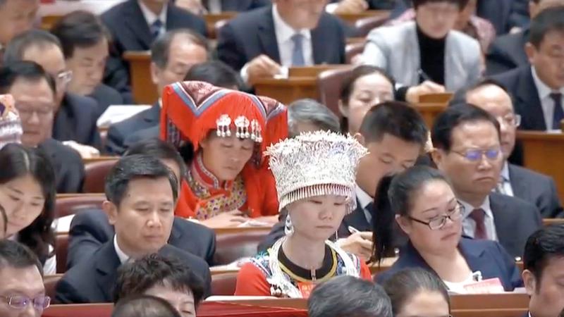 مؤتمر حزب الشعب الصيني أقر خطة تكنولوجية طموحة.   أرشيفية