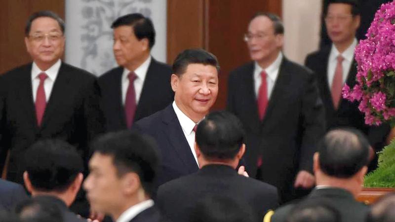 القيادة الصينية وضعت قدماً على طريق الريادة التكنولوجية العالمية.    أرشيفية