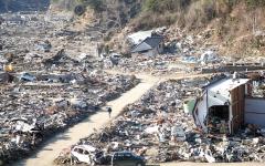 الصورة: يابانيون يفشلون في إعادة بناء قريتهم بسبب تقاعس الأكثرية