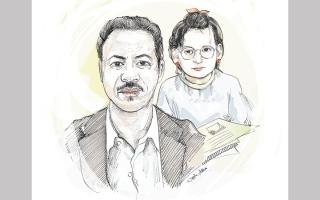 الصورة: 146 ألفاً تسدّد إيجار «أبوندى» وتعيد ابنتيه إلى دراستهما الجامعية