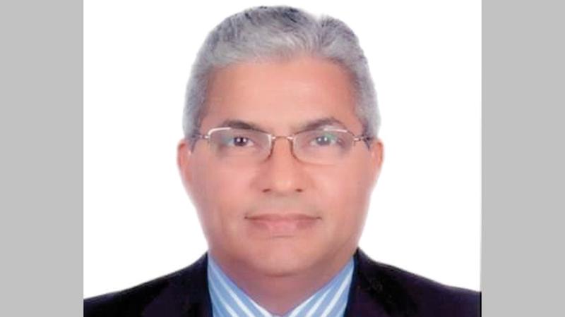 مصطفى الركابي:  «(كورونا) جعل الشركات والأفراد يفضلون الاحتفاظ بأموالهم في بنوكهم الوطنية».