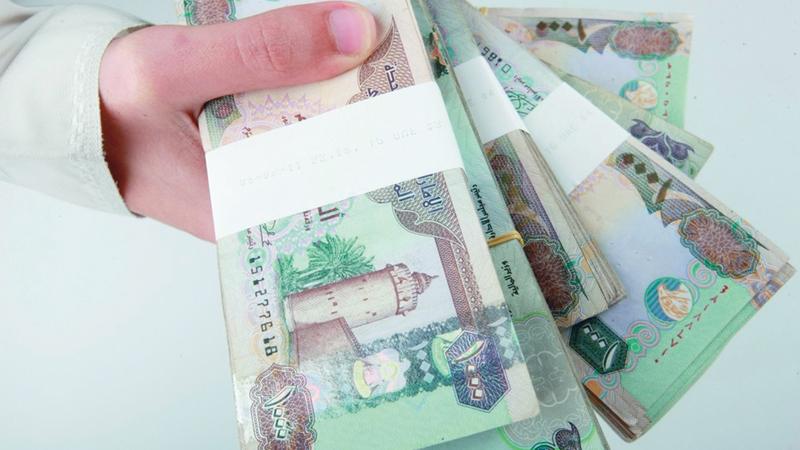 البنوك الأجنبية استحوذت على الحصة الأقل من الودائع المصرفية بواقع 226.3 مليار درهم.   أرشيفية