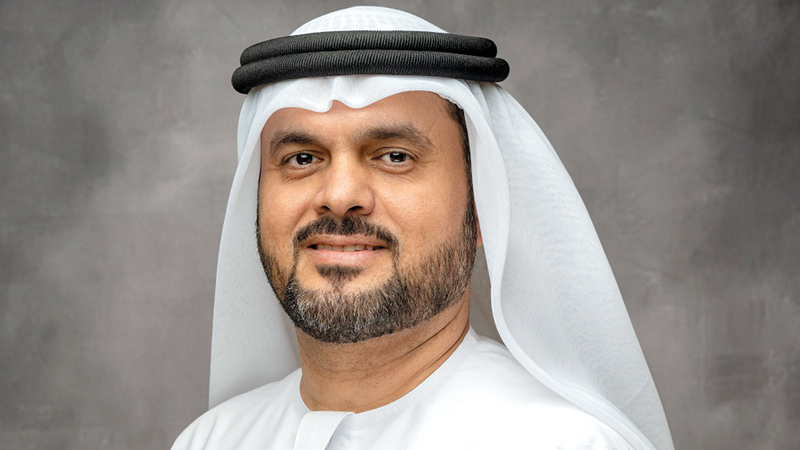 عبدالعزيز الشامسي:  «إمارة الشارقة بيئة جاذبة للاستثمار، من قبل رجال وسيدات الأعمال في المنطقة».