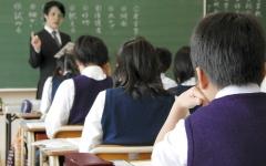 الصورة: معركة محتدمة حول القواعد المتطرفة في المدارس اليابانية
